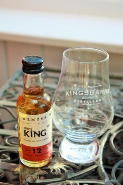 Goodies from Kingsbarns Distillery
