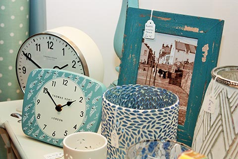 BOUTIQUE SHOPS AND GALLERIES - Harbour Interiors, Anstruther