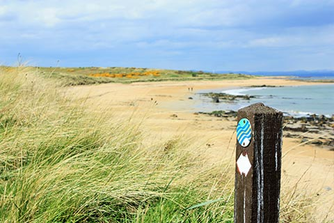 EXCELLENT WALKS - The Fife Coastal Path