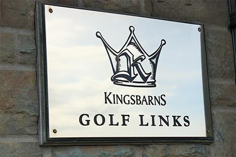 WORLD-CLASS GOLF - Kingbarns Golf Links
