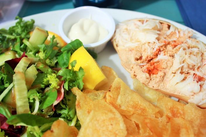 LOCAL FOOD - Crail crab