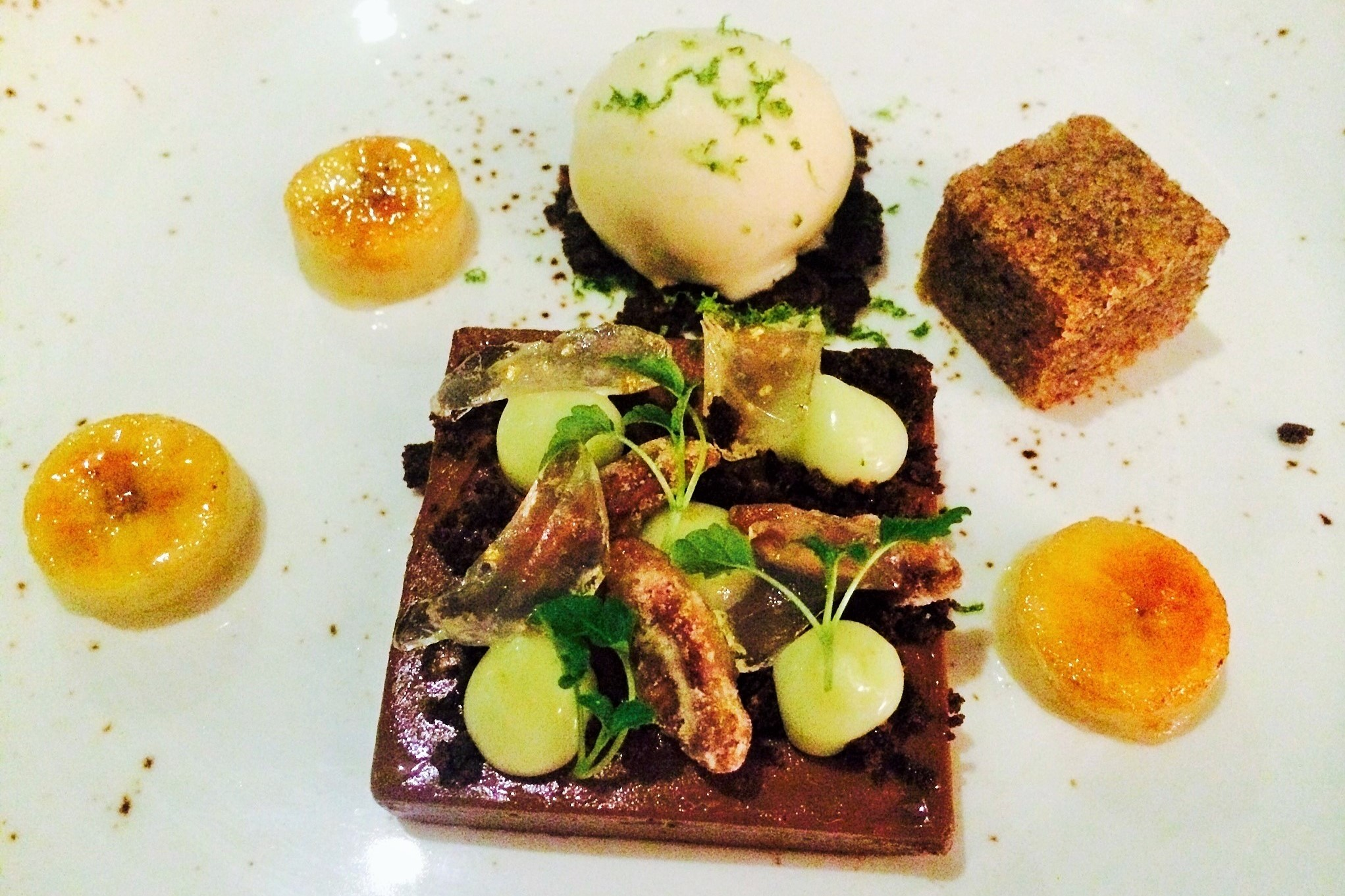 MICHELIN STAR DINING - The Cellar, Anstruther