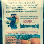 Hallowe'en events at Cairnie Fruit Farm