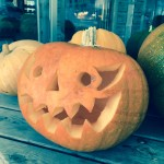 Spooky pumpkin, Cairnie Fruit Farm